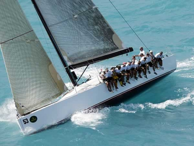 The Transpac 52 Rosebud
