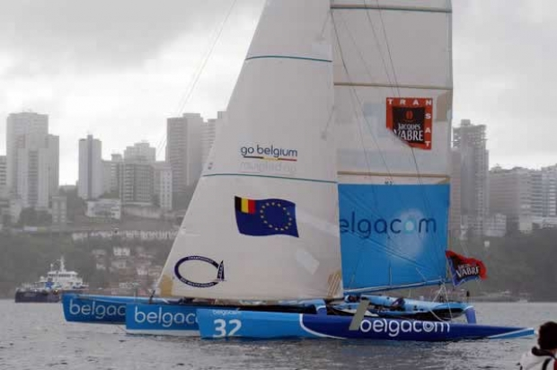 Belgacom arrives in Salvador de Bahia