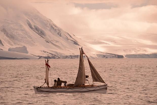 Shackleton Epic Expedition Sets Sail