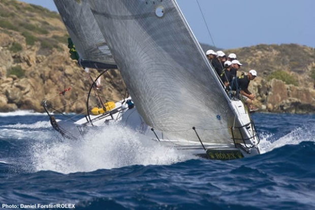 The Farr 40 OnDeck Bandit, with Peter Holmberg