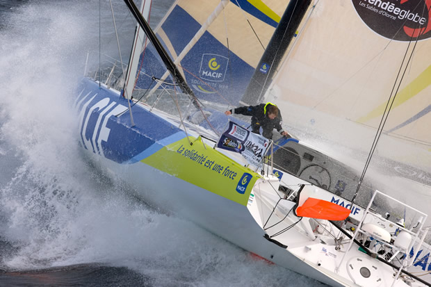 vendee globe autopilots the daily sail. Black Bedroom Furniture Sets. Home Design Ideas