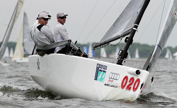 Sperry Top-Sider Charleston Race Week 2013 day two report