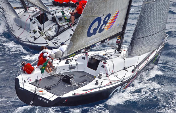 Select turn out for Rolex Trophy One-Design Series