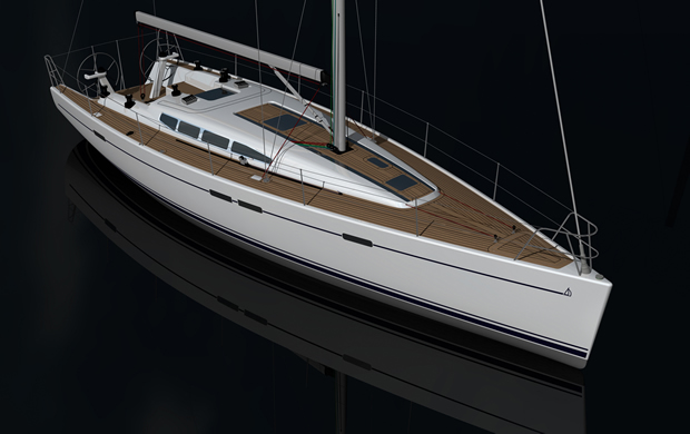 Dehler's new range of quality performance yachts is heading for the UK ...