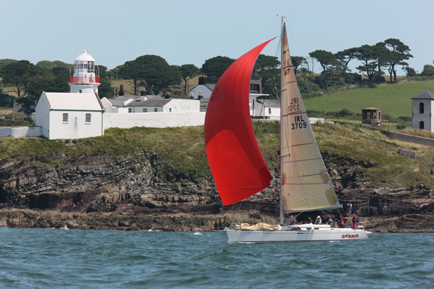 The X-Yachts Solent Cup 2011 will be held out of the Royal Southern Yacht ...
