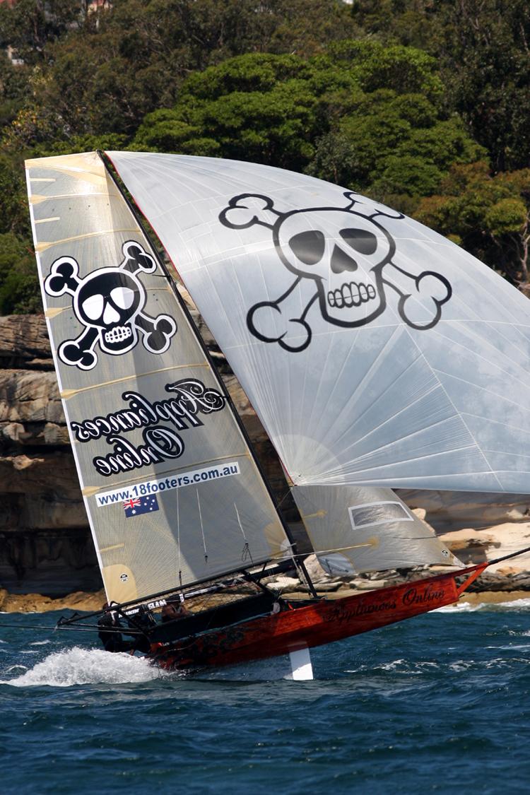 Australian 18ft Skiff Crew Line Ups The Daily Sail