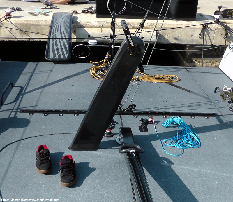 Ran 4 TP52 technical review | The Daily Sail