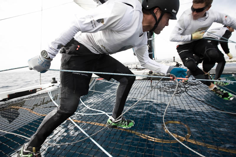 Extreme Sailing Series Nice 2012 final day report | The