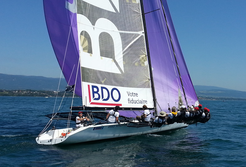 Bol d'Or Mirabaud start photo gallery | The Daily Sail