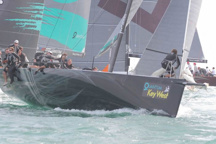Quantum Key West Race Week 2013 Day Two Report The Daily