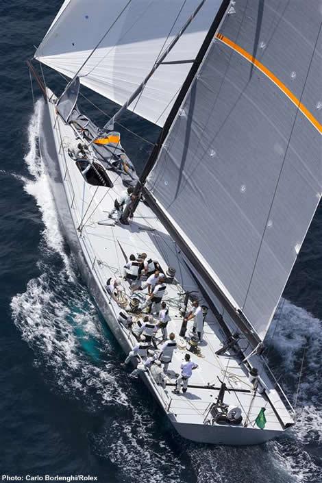 470 Sailboat Rigging