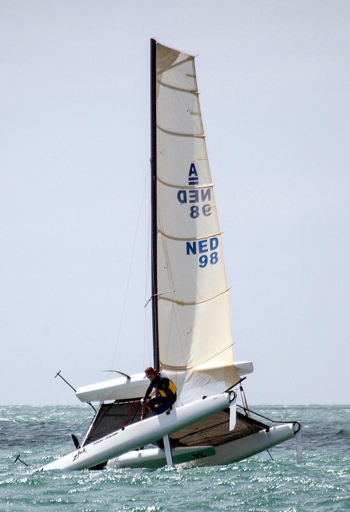 Sail! - cover