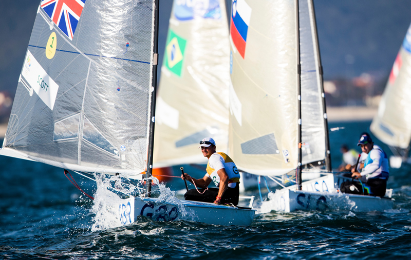 Rio 2016 olympic games day 7 report the daily sail while others might not be that surprised at the level of scotts dominance he certainly was if youd have asked me would i have won the olympic games solutioingenieria Gallery