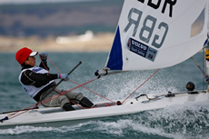 Bleddyn Mon - RYA Volvo Youth National Championships Photo Paul Wyeth/RYA