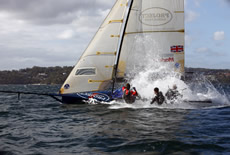 Action at the JJ Giltinan Championship - Photo © Christophe Launay