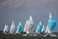 Delta Lloyd Regatta. Photo Sander van der Borch