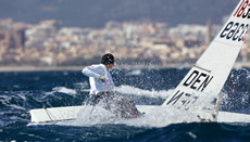 Princess Sofia Trophy warm-up Photo © Jesus Renado/www.sailingstock.com