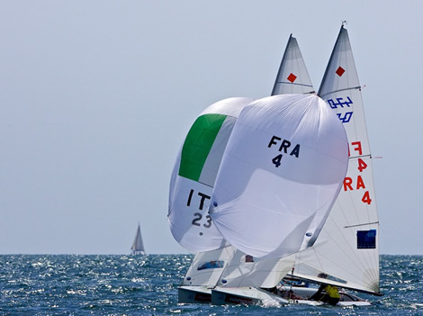 Princess Sofia Trophy final day. Photo Jesus Renedo/www.sailingstock.com