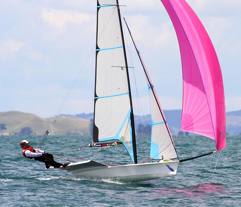 6116acf8 Mackay Boat's FX | The Daily Sail