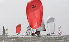 RORC Easter Challenge day 1 - Photo Paul Wyeth/www.pwpictures.com
