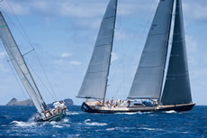 Photo © Christophe Jouany / Les Voiles de Saint-Barth