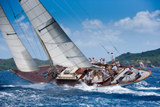 Voiles de St Barts - Photo © Christophe Jouany / Les Voiles de Saint-Barth