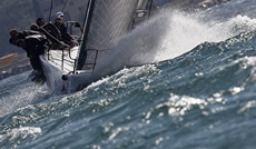 Audi Melges 32 Europeans Photo Guido Trombetta/Bplan