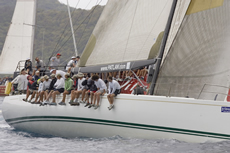 BVI Spring Regatta. Photo Ingrid Abery/www.hotcapers.com