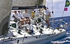 International Rolex Regatta. Photo © Ingrid Abery/Rolex
