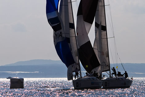 Match Race Germany. Photo SubZero Images