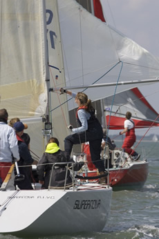 Coutts Quarter Ton Cup. Photo Ingrid Abery/www.hotcapers.com