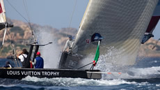 Louis Vuitton Trophy La Maddalena. Photo Ian Roman/TeamOrigin