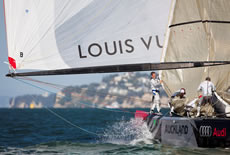 Louis Vuitton Trophy Auckland  Photo © Sander van der Borch/Artemis
