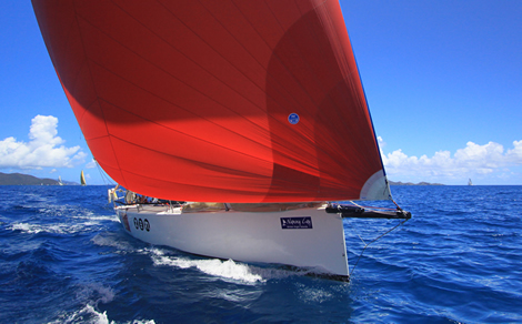 BVI Spring Regatta Photo Yacht Shots BVI