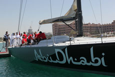 Volvo Ocean Race - Abu Dhabi announcement. Photo © Mhic Chambers