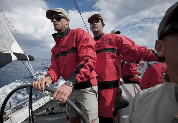 Robert Schiedt and Torben Grael