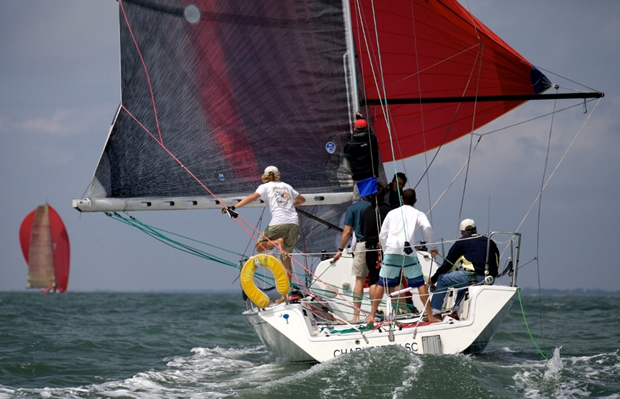Sperry Top-Sider Charleston Race Week 2012 day 1 report