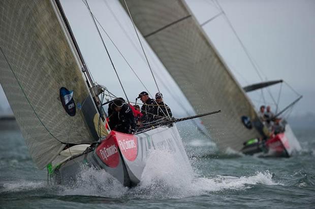 Louis Vuitton Trophy Auckland semi-finals