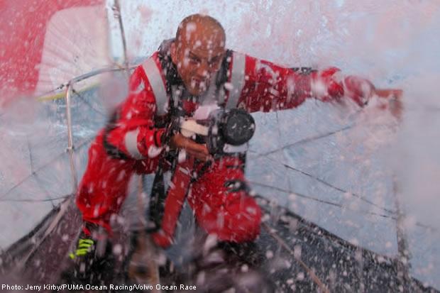 Rick Deppe joins Volvo Ocean Race team