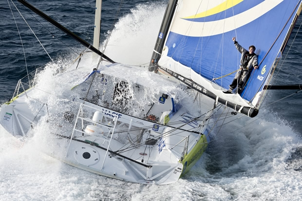 macif vendee globe winner profile the daily sail. Black Bedroom Furniture Sets. Home Design Ideas