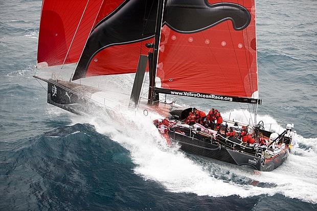 Puma return to the Volvo Ocean Race   The Daily Sail