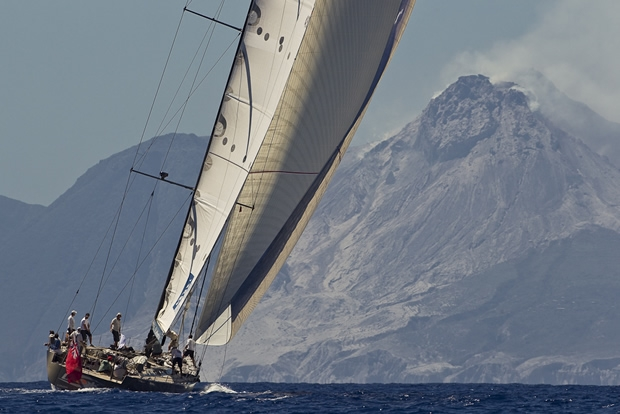 Danilo Salsi's Swan 90 DSK Pioneer Investments