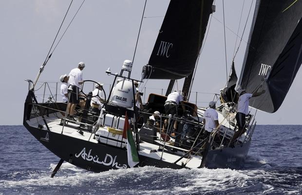 Abu Dhabi Ocean Racing unveil their new VO70   The Daily Sail