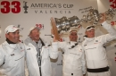 BMW Oracle Racing claim the America's Cup