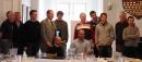 From left to right: Steve Killing, Richard Korpus, Davide Tagliapietra, Roberto Grippi, Claudio Cairoli, Oliver Moore, Magnus Clarke, Duncan MacLane, Jeremie Lagarrigue, Stephane Dyen, Steve Clark and Benjamin Muyl