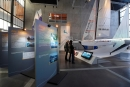 l'Hydroptère at the foiler exhibition