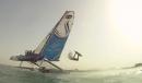 Extreme 40 kiteboarding