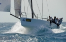 Melges 32 in full flight