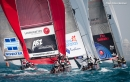 RC44 fleet racing - day 1