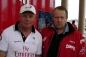 Grant Dalton with ETNZ President Matteo di Nora